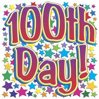 Image result for 100th day of school