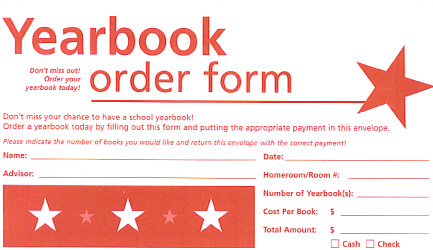 Pics For > Order Your Yearbook Clipart