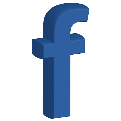 Facebook F 3 Icon Png Clipart Image   Iconbug Com