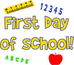 Clip Art First Day Of School Clip Art first day of school clipart kid the for 2014 15 school