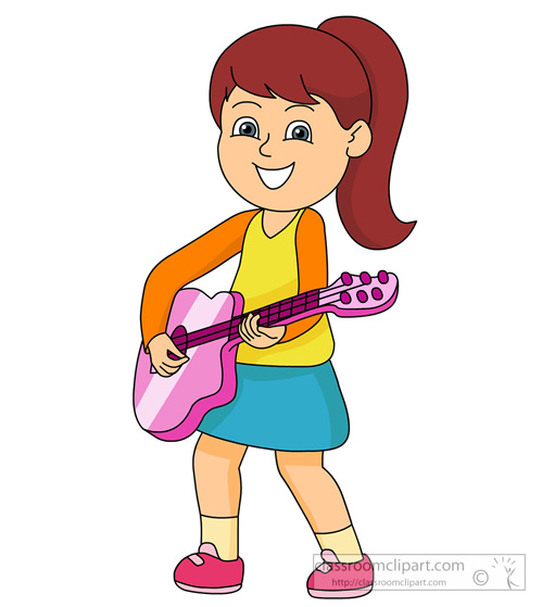 Playing Instruments Clipart - Clipart Kid