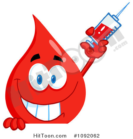 Nurse Drawing Blood Clipart - Clipart Kid