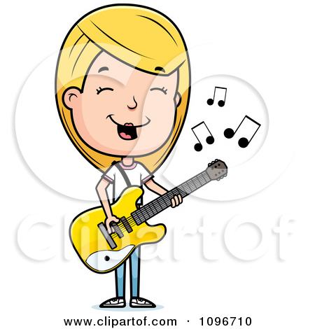 Playing Guitar Clipart   Clipart Panda   Free Clipart Images