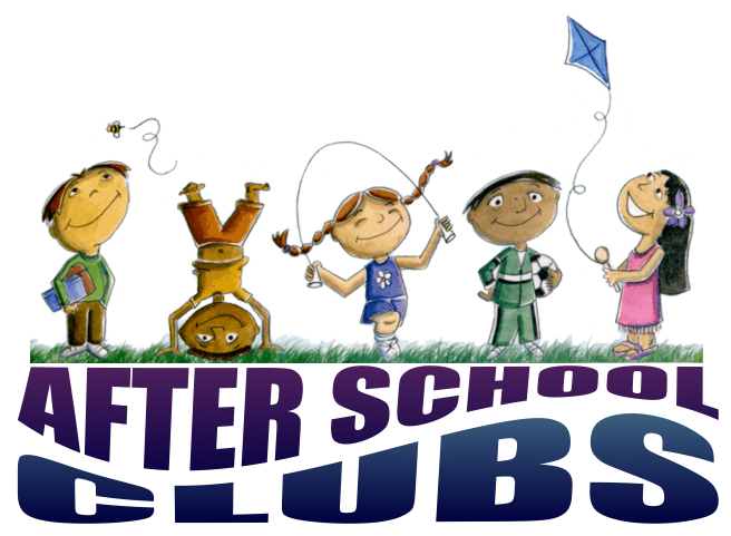 Image result for after school clubs clipart