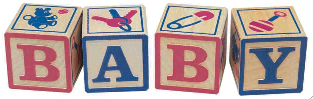 Baby Blocks Has A Number Of Baby And