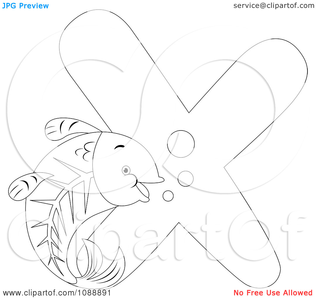 x is for x ray coloring pages - photo #36