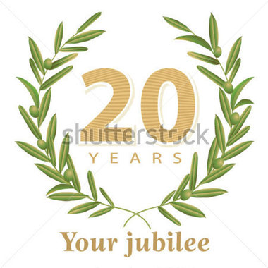File Browse   Miscellaneous   Jubilee Golden Laurel Wreath 20 Years