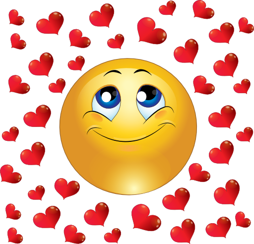 Lover Boy Smiley Emoticon Clipart   Royalty Free Public Domain Clipart