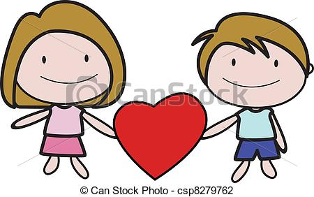 Lover Clipart Can Stock Photo Csp8279762 Jpg
