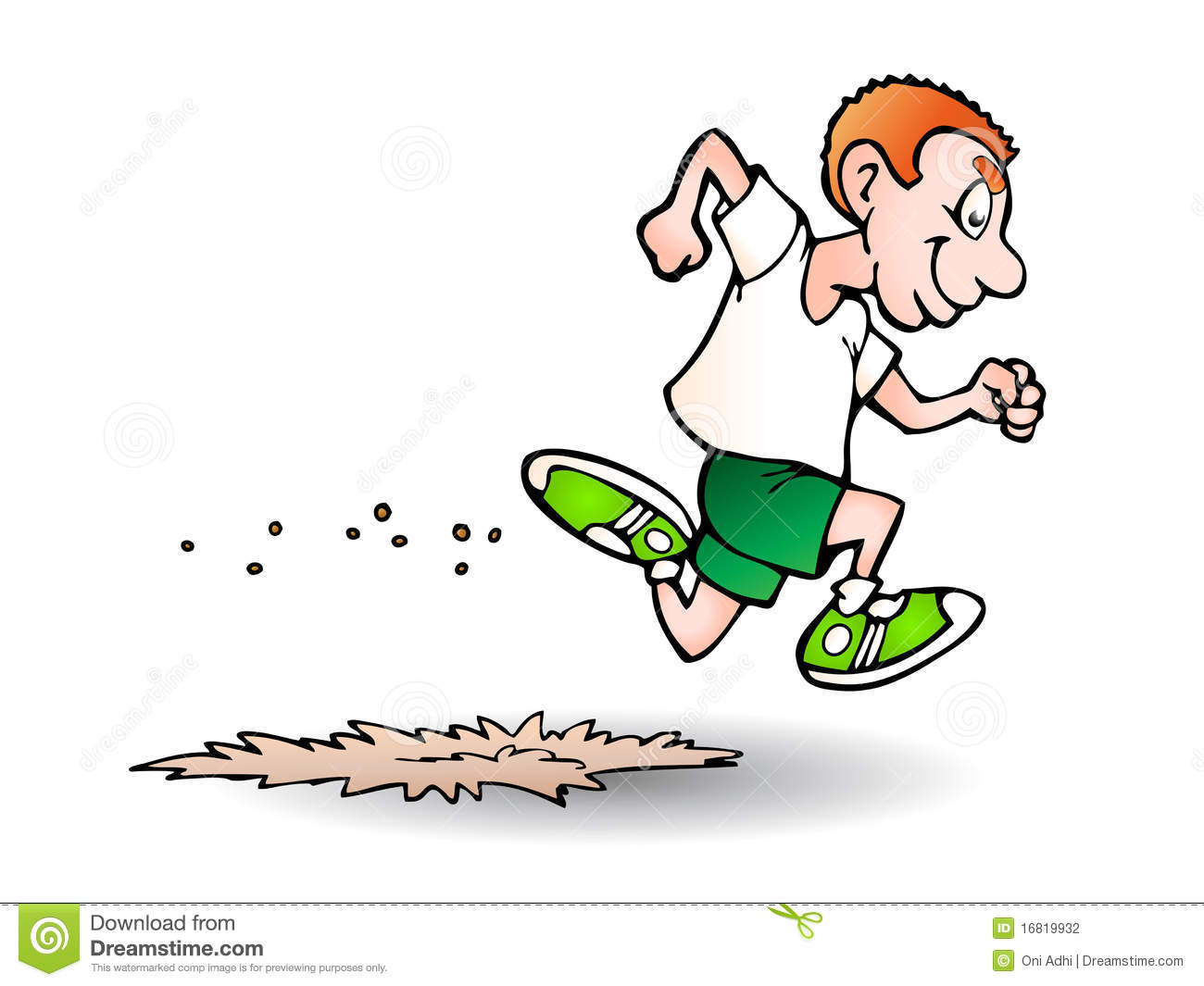 Person Running Fast Clipart - Clipart Kid