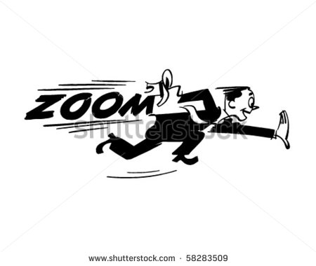 Person Running Fast Clipart - Clipart Suggest