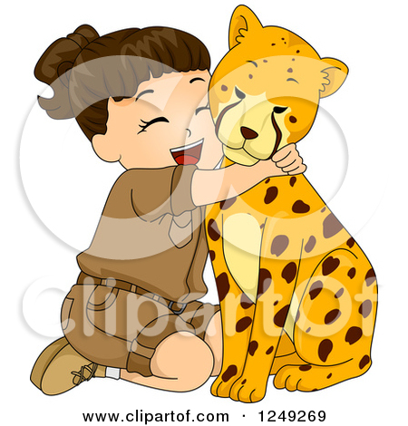 Royalty Free  Rf  Animal Lover Clipart Illustrations Vector Graphics