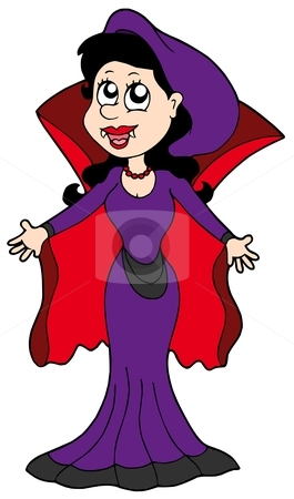 Cute Vampire Clipart - Clipart Suggest