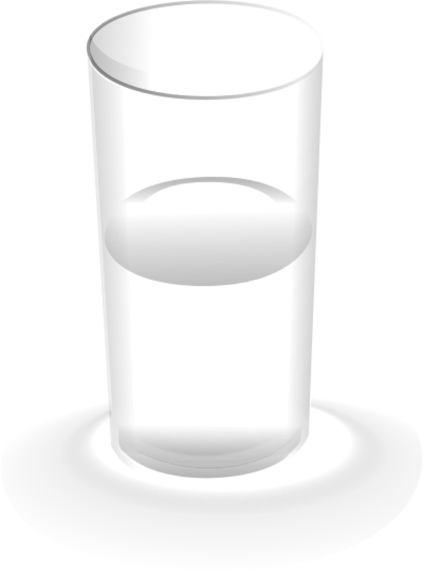 Barber Clipart Cup Of Water Clipart -...