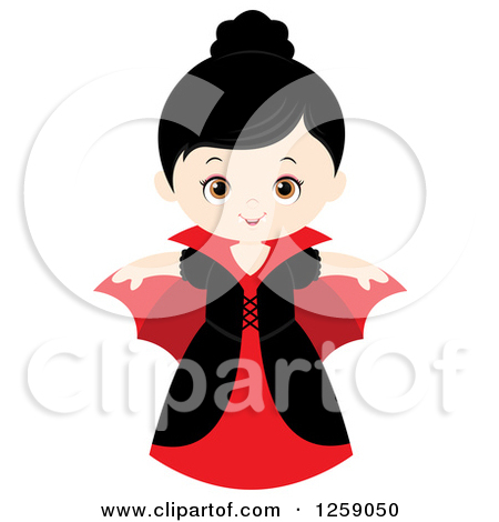 Cute Vampire Clipart - Clipart Kid