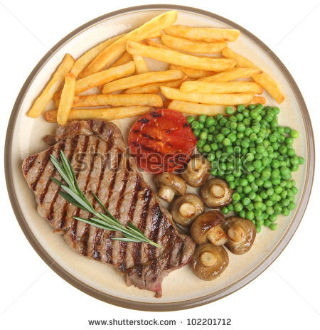 Go Back   Gallery For   Steak Dinner Clipart