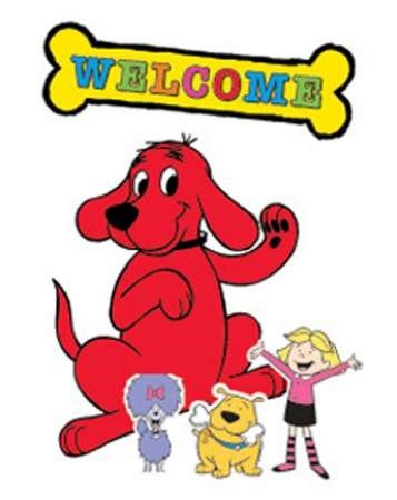 Pin By Kim Dexter On Clifford The Big Red Dog   Pinterest