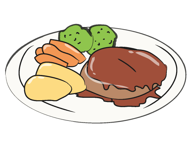 Steak Dinner Clipart Steak Clipart