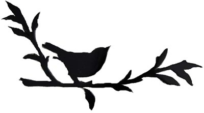 Baby Birds Silhouette Clipart - Clipart Kid
