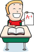 Good Student Clip Art Illustrations  566 Good Student Clipart Eps