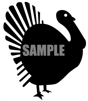 Images Animal Clipart Net Clipart Picture Of A Black Turkey Silhouette