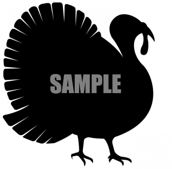 Images Animal Clipart Net Clipart Picture Of A Turkey In Silhouette