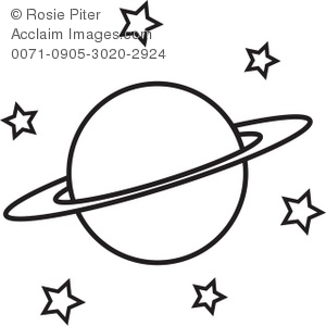 White Planets Clipart - Clipart Suggest