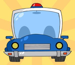 Police Cruiser Clip Art Images Police Cruiser Stock Photos   Clipart