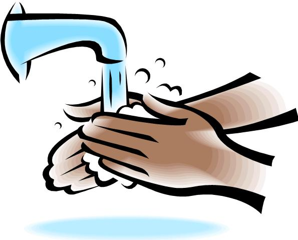 Clip Art Washing Hands Clip Art washing hands clipart kid picture