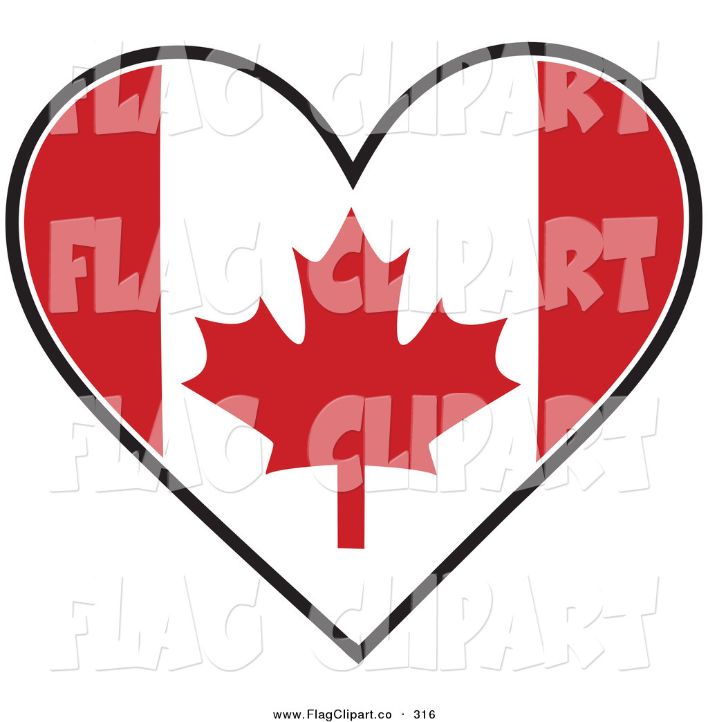 Canadian Flag Clip Art   Tile Flooring Idea