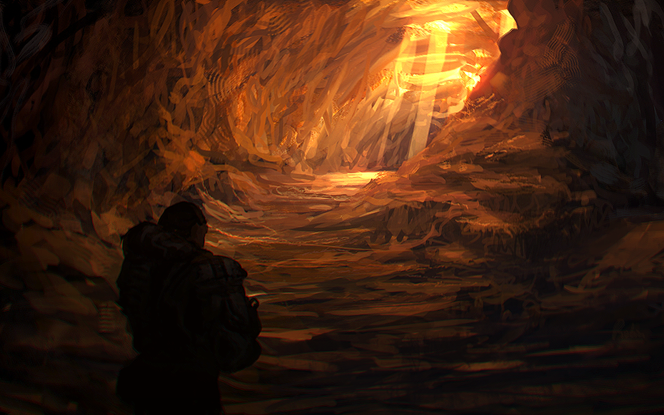 Inside A Cave Clipart - Clipart Suggest