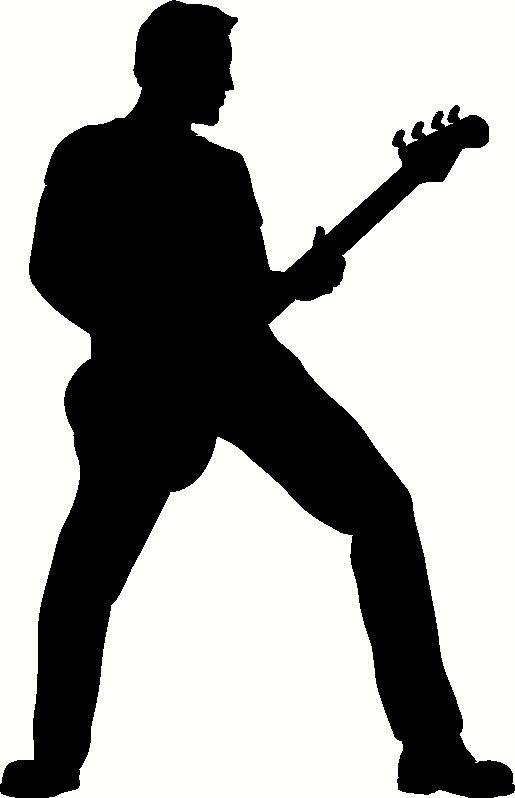 Guitar Player Clipart - Clipart Kid