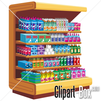 Shelf Clip Art