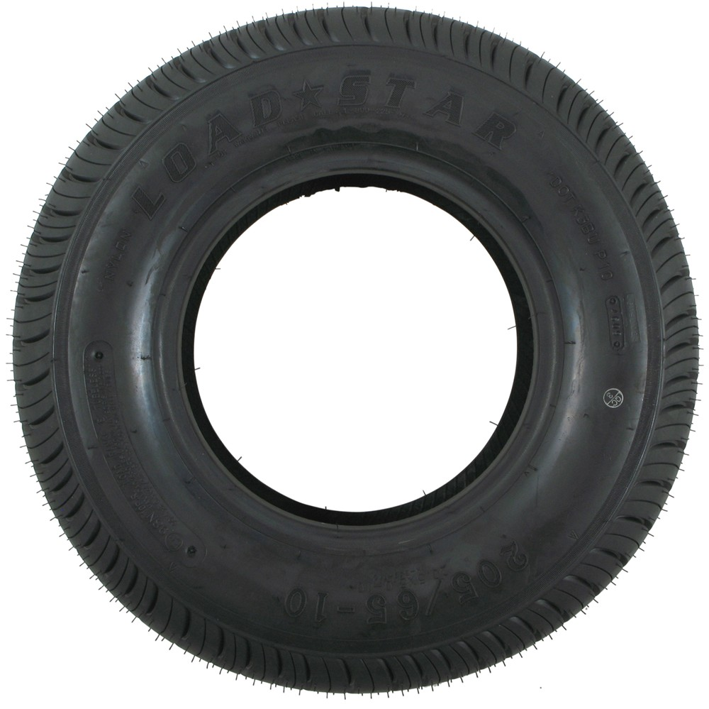 Tires And Wheels Tire Only Bias Ply Tire 10 Inch Load Range E 205 65