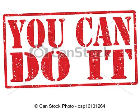 We Can Do It Clip Art Cliparts