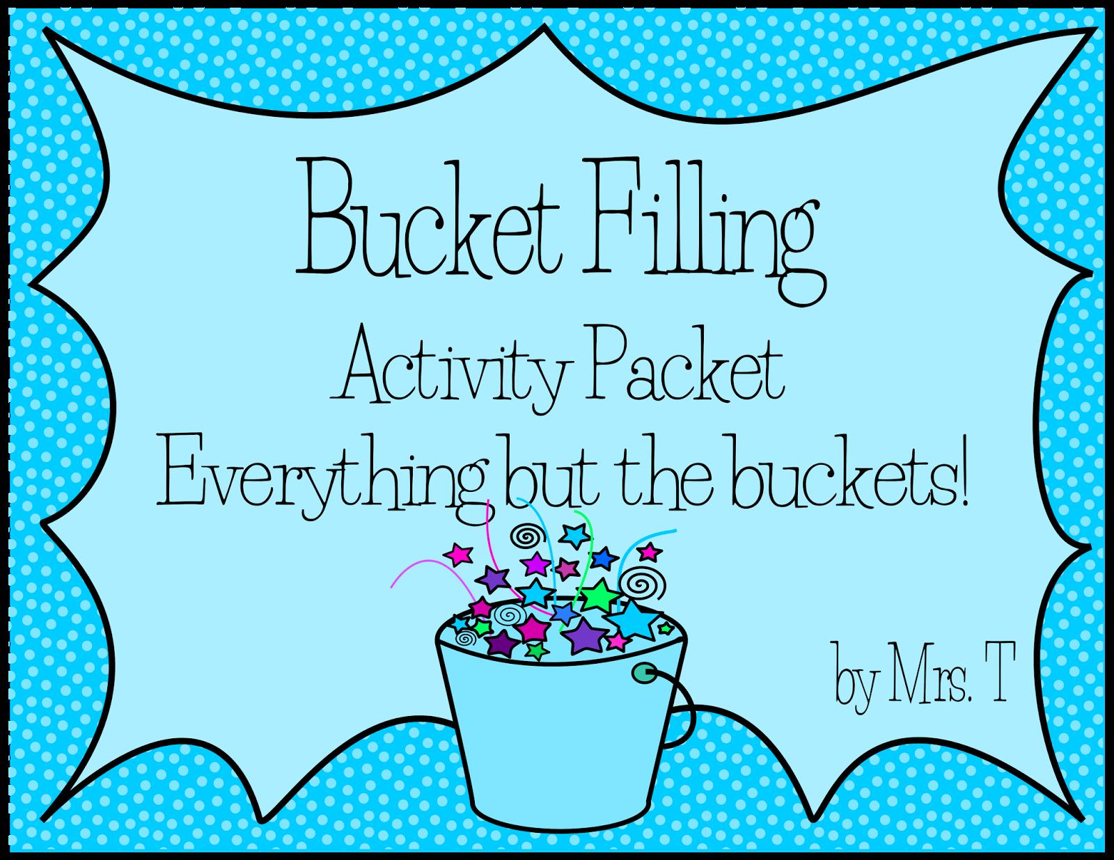 Bucket Filler Bucket Clipart - Clipart Kid