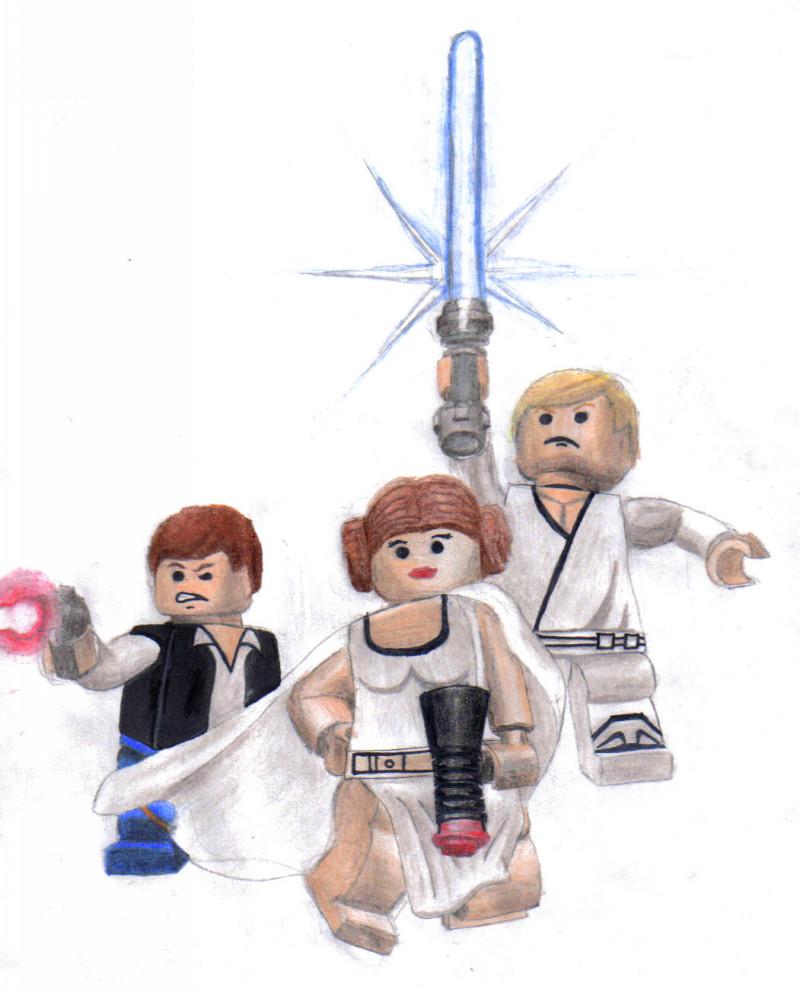 lego star wars clipart - photo #41