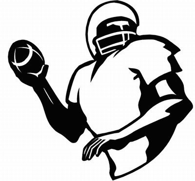 Nike Football Clipart - Clipart Kid