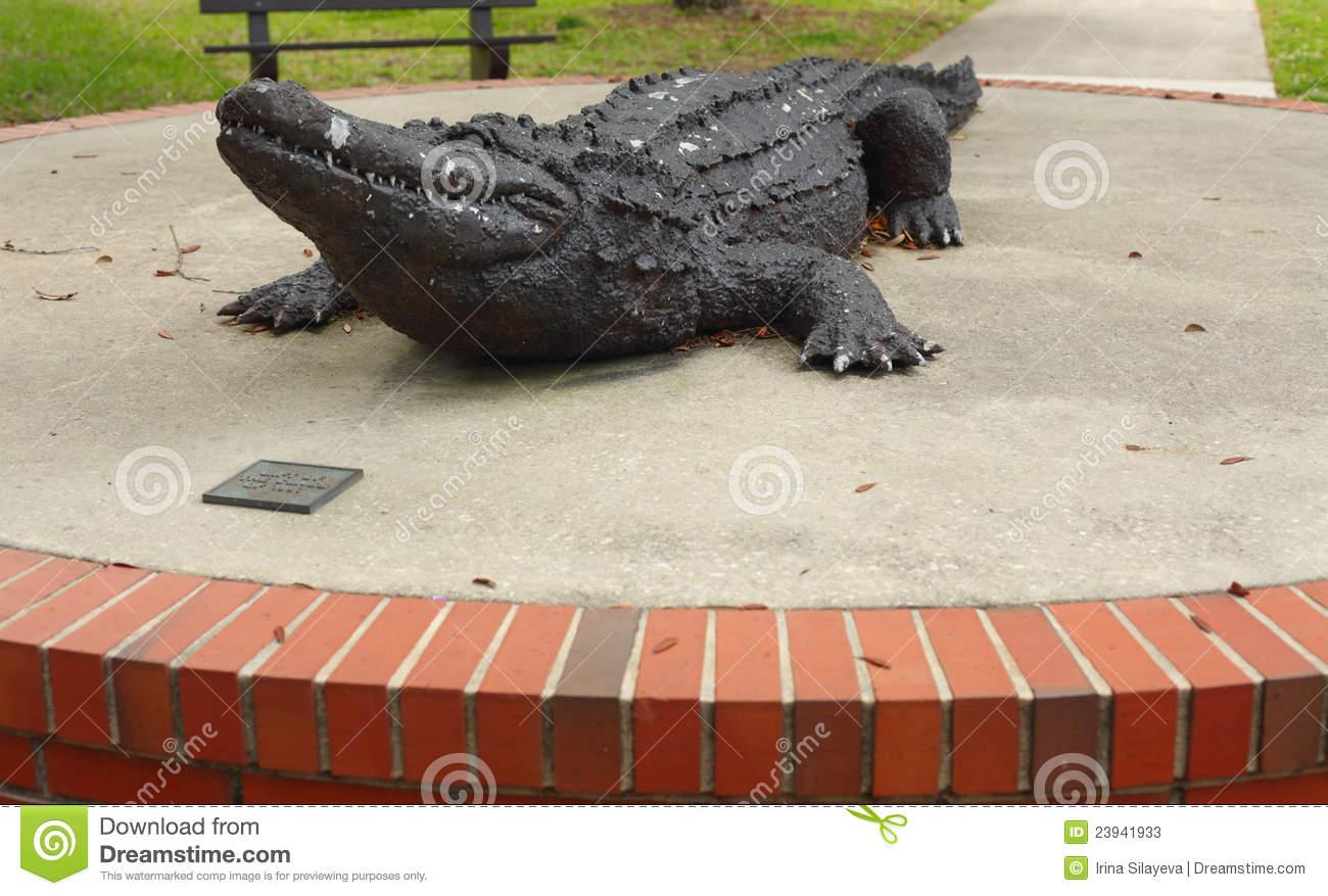 Florida Gator Clipart - Clipart Kid