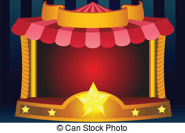 Carnival Tent Vector Clipart Eps Images  2911 Carnival Tent Clip Art