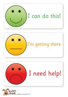 Teacher S Pet   Smiley Face Assessment Cards   Free Classroom Display