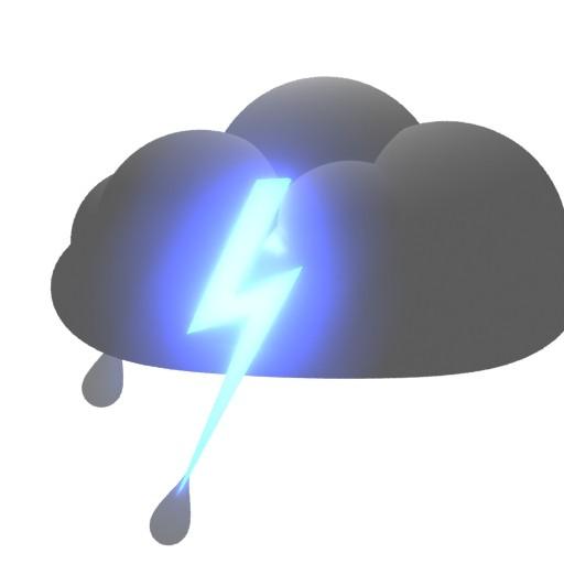 Rain cloud animation - photo#12