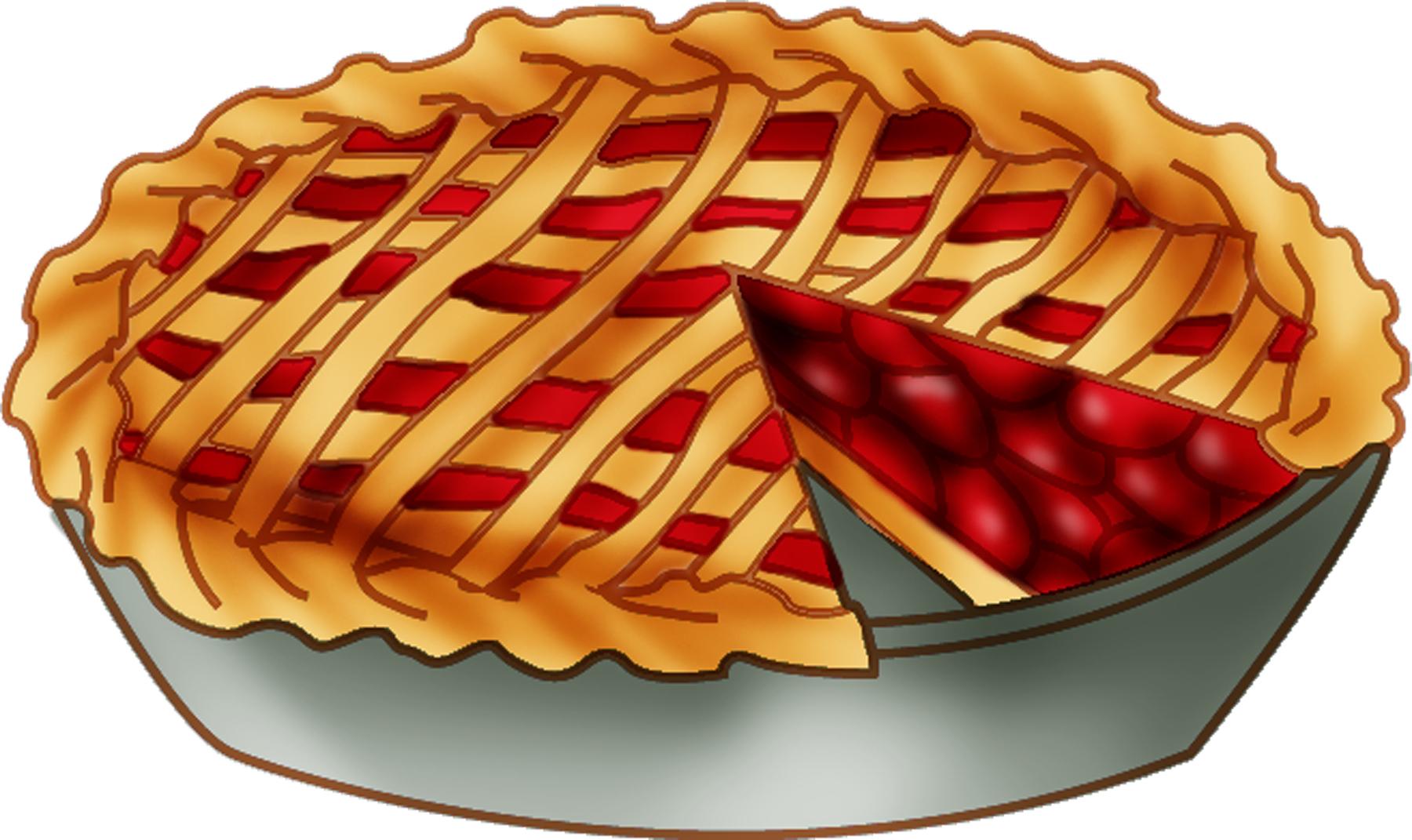 Cherry Pie Day Clipart - Clipart Kid