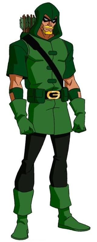 Green Arrow  Heroes Of The Future    Young Justice Fanon Wiki