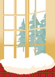 Open Window Clipart Snow   Clipart Panda   Free Clipart Images