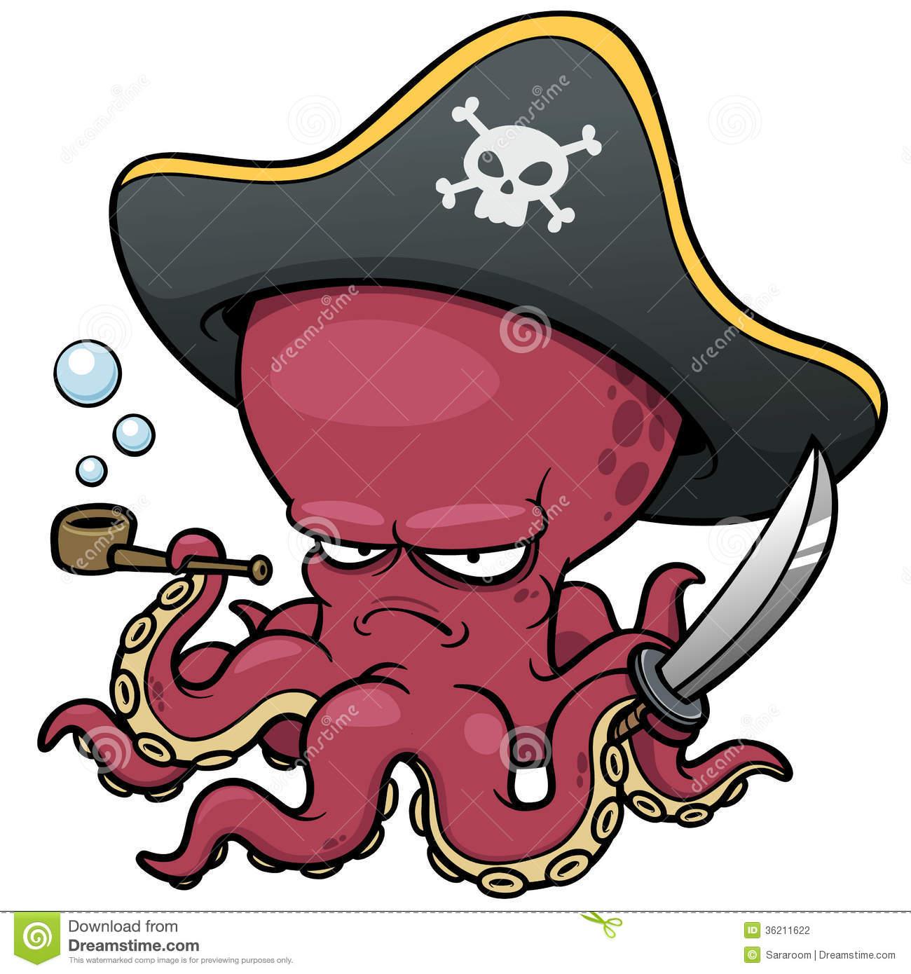 Cartoon Pirate Clipart - Clipart Kid