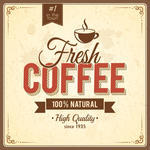 Coffee Poster Vector Vintage Coffee Poster Vector Vintage Coffee