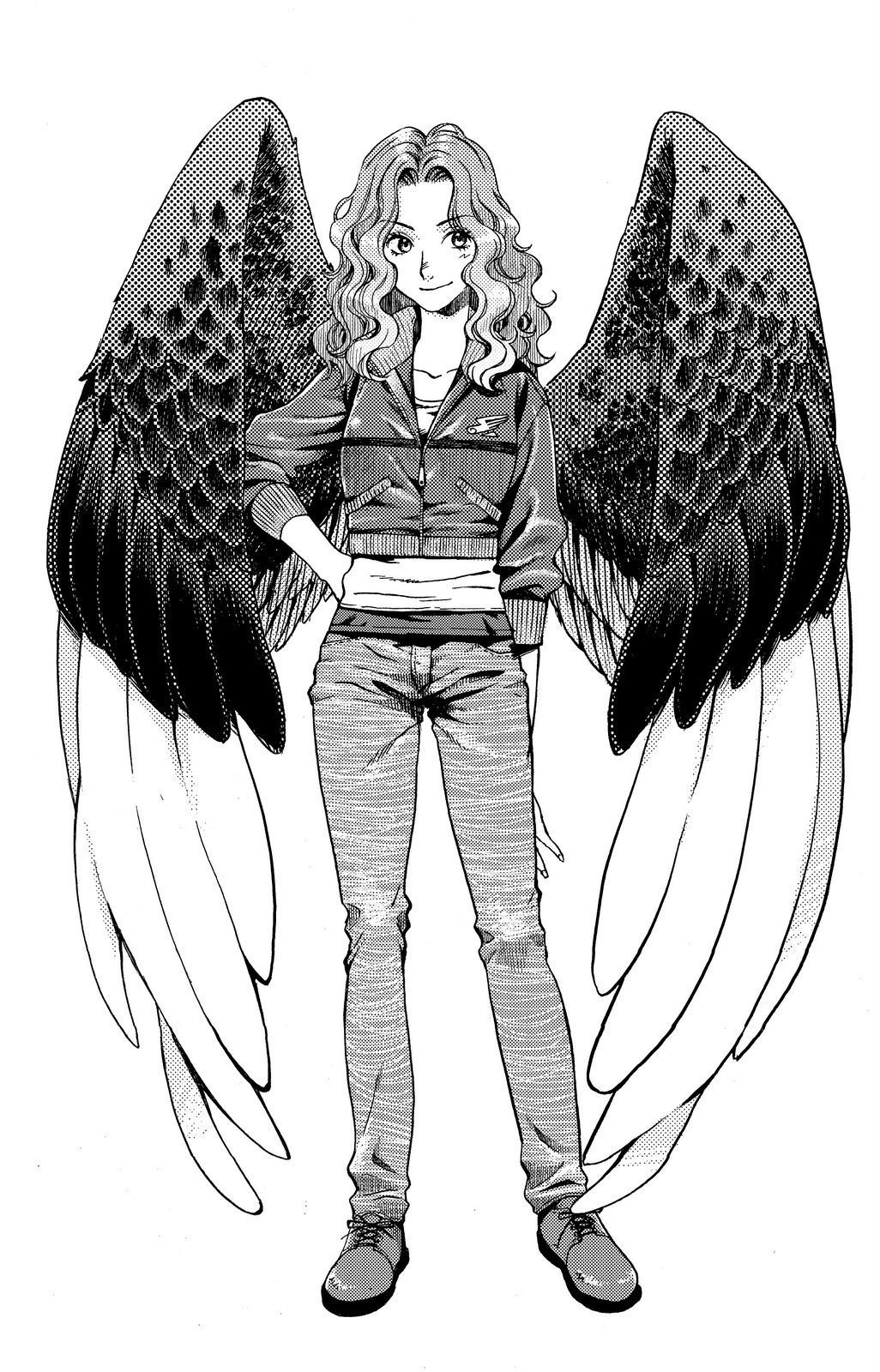 Manga Max   Maximum Ride Fan Art  1317656    Fanpop