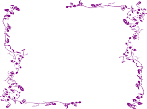 Purple Wedding Clipart Clipart Suggest
