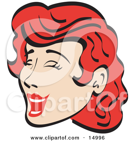 Royalty Free  Rf  Clipart Of Redheads Illustrations Vector Graphics